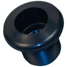 Bulkhead Fitting, Slip inlet x Slip outlet - 1 1/2 inch